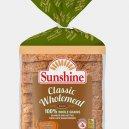 Sunshine Classic Wholemeal 550gm