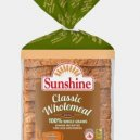Sunshine Wholemeal Bread 550gm