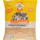24 Mantra Organic Sonamasuri Semi Brown Rice 1Kg