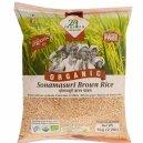 24 Mantra Organic Sona Masuri Brown Rice 1Kg