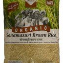 24 Mantra Organic Sonamasuri Brown Rice 5 Kg
