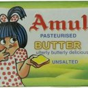 Amul Unsalted Butter 100Gm