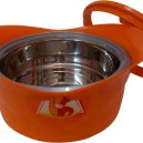 Milton Casserole With Glass Lid 2500