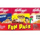 "Kellogg's Fun Pack 6""S"