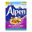 Alpen No Added Sugar Blueberry, Cherry and Almond 560g