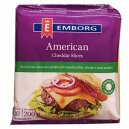 Emborg Sliced Cheese 10X20gm