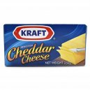 Kraft Cheddar 250G 1's