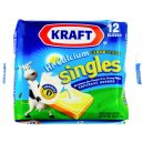 Kraft 12 Singles 250G