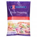 Emborg Pizza Topping Shredded 200G