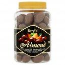 Beryl's Almond Bittersweet Chocolate Jar 450G
