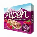 Alpen 5 Bar Raspberry&Yoghurt 145G