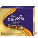Cadbury Dairy Milk Almond 180g