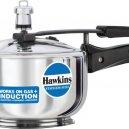 Hawkins Induction Pressure Cooker 2Ltr