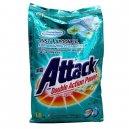 Attack Double Action Detergent Powder  1.6Kg