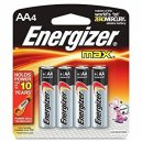 Energizer AA 4 Batteries
