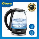Powerpac Cordless Glass Jug 1.7L (Ppj2004G)