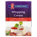 Emborg Whipping Cream 200ml