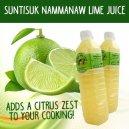 Lime Juice Santi Suk 1Ltr