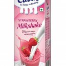Cavin's Strawberry Milkshake 1Ltr