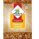 24 Mantra Organic Peanut Chikki 100gm