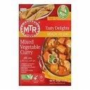 MTR Mixed Veg. Curry 300gm