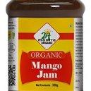24 Mantra Organic Mango Jam 375gm