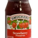 Smuckers Strawberry Preserves 340gm