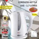 Cordless Kettle Jug 1.7L
