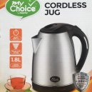 My Choice Cordless Jug 1.8Ltr(Mc118)
