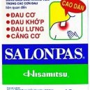 Salonpas Plaster 12Patches
