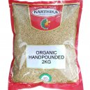 Karthika Organic Handpounded Rice 2kg