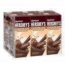 Hershey Choc Soya Milk 6X236ml
