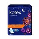 Kotex Slim Overnight Wing Pads - 28cm(20Pads)