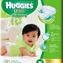 Huggies Ultra Diapers - M 64's