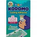 Kodomo Cooling Adhesive 6's