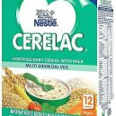 Cerelac Multi Grain Dal Veg 350G Stage 4