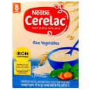 Cerelac Rice Veg 375gm(Stage 2)