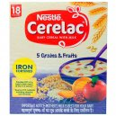 Cerelac 5 Grain & Fruits 300gm