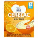 Cerelac Wheat Orange Stage 2 (300G)