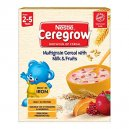 Ceregrow Multigrain Cereal Milk&Fruits 300G