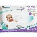 Himalaya Gentle Baby Wipes 24's