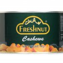 Freshnuts Cashews Roasted & Salted 1Kg Tin
