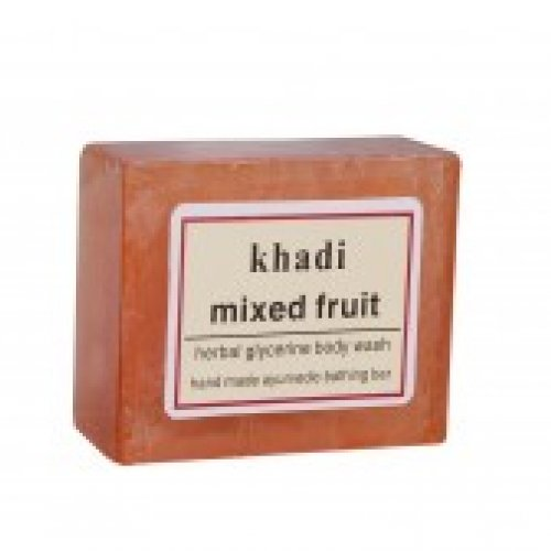 Khadi India Mixed Fruit Soap 125Gm
