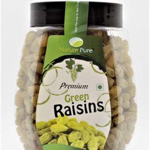 Naturepure Green Raisin 250G