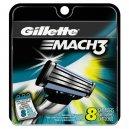 Gillette Mach3 8 Blades