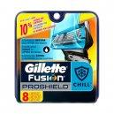 Gillette Fusion Proshield Green 8's