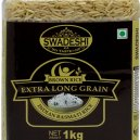 Swadeshi Brown Rice Extra Long Grain 1kg