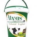 Alvas Yoghurt 1Lt