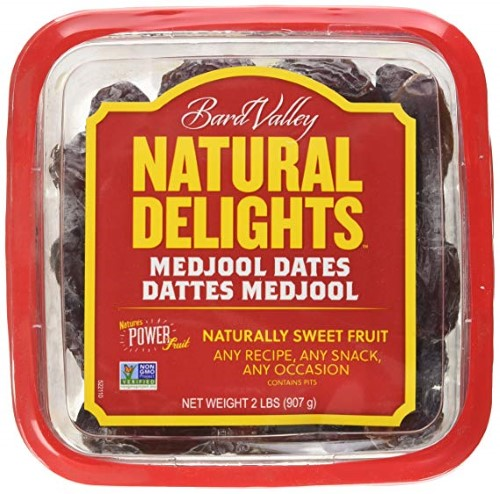 Natural Delights Medjool Dates 907gm