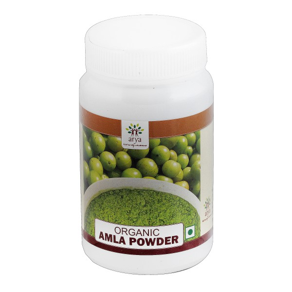 Arya Org Amla Powder 50gm